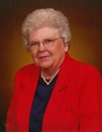 Greta Belle Milburn obituary photo