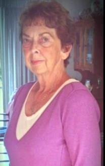 Bernadette Ann Thornlund obituary photo