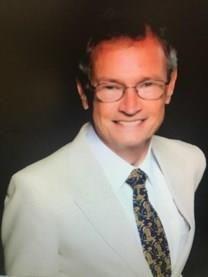 Robert James Hardy obituary photo