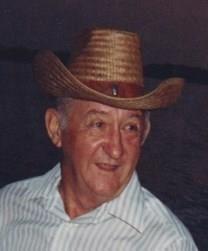 Carl Wilton Faulk obituary photo