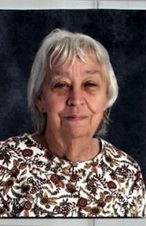 Gloria Ann Newlin obituary photo