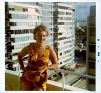 Florence Whitman obituary photo
