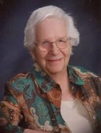 Betty F. Wendel obituary photo