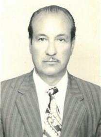 Otto Armando Gambini obituary photo