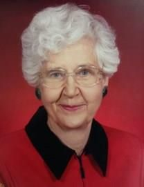 Peggy Ruth Simpson obituary photo