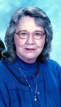 Alice Faye Childress obituary photo
