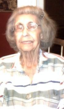Ida Belle Amiotte obituary photo