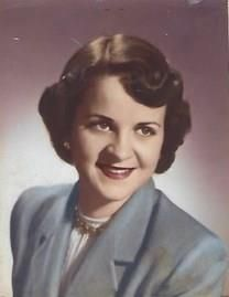 Barbara B. Luby obituary photo