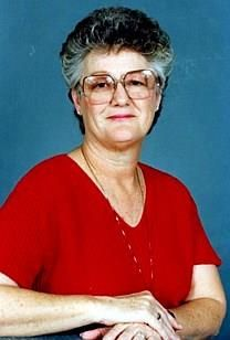 Lou Nell Coons obituary photo
