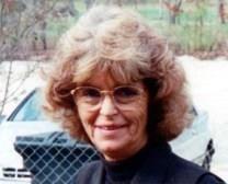 Mary Robinson obituary photo