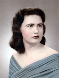 Nancy Trevino obituary photo