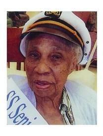 Venus Burke obituary photo