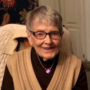 Marian Krider Nattress Obituary Photo