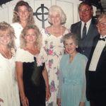 Julia's cousin Bitty's and husband Jim at their son's wedding (John and Rhonda) in Ocala, Florida
