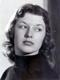 Doris Rose Gregg obituary photo
