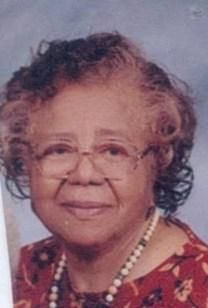 Mary Etta Waters obituary photo