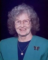 Jeanne E. CHURCH obituary photo
