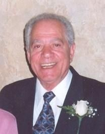 Jack Lentini obituary photo