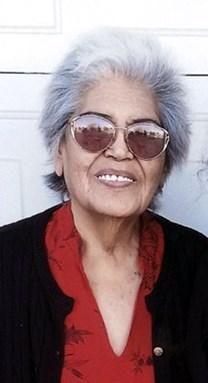 Maria Elena Lingard obituary photo