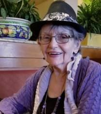 Barbara Lois Deane Price obituary photo