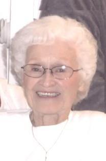 Mary Sharlotte Morrison obituary photo