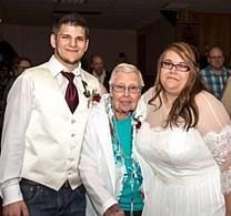 Freda P. Anderson obituary photo