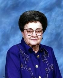 Verlee Rush Ray obituary photo