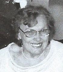 Glenna J. Wall obituary photo