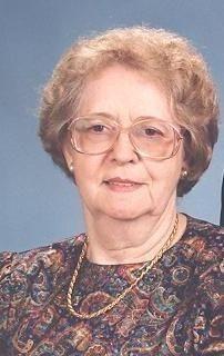 Hertha M. Cosby obituary photo