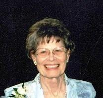 Mary E. Burkett obituary photo