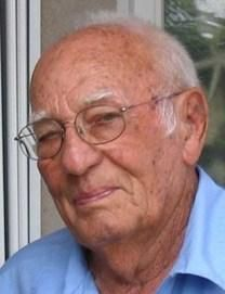 John Roberts obituary photo