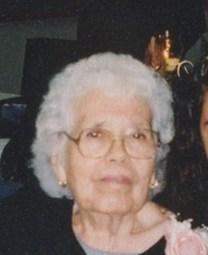 Aurora C. Bernal obituary photo