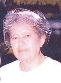 Maria H. Gutierrez obituary photo