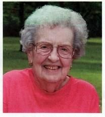 Helen Ruth Meyer obituary photo