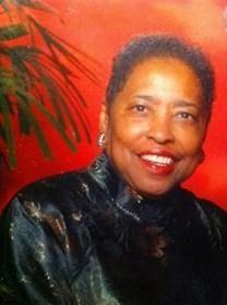 Gloria Lee Reed obituary photo