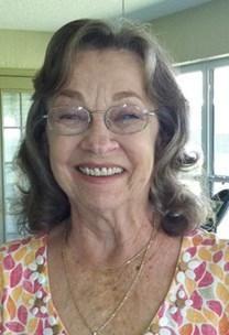 Peggilou Flick obituary photo