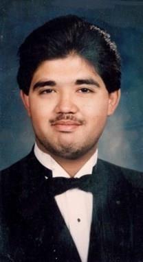 Steve Juan Sanchez obituary photo