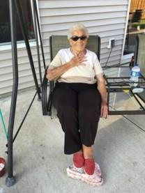 Mary Louise Rickard obituary photo