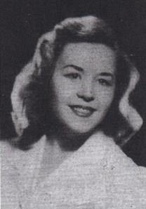 Elizabeth Ann Alexander obituary photo
