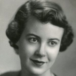 Mrs. Shirley R. Dow