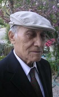 Amir Hossein Shokouhi obituary photo