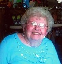 Jean R. Folmar obituary photo
