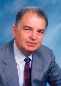 Josip Markovinovic obituary photo