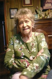 Mrs. Ann Williams  Whiten
