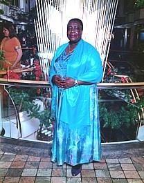 Jeanetta S. Whiteman obituary photo