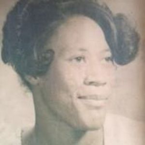Ruby Lee ROUNDTREE