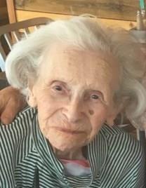 Edna Sarah Alexander obituary photo