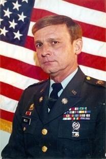 Col. Chris Howard Wells obituary photo