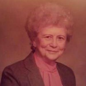Alma Dorcas Keaton