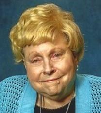 Mary Evelyn Reynolds Hickson obituary photo